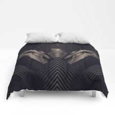 WonderWoman Logo Comforters