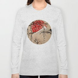 Japan Fishermen Long Sleeve T-shirt