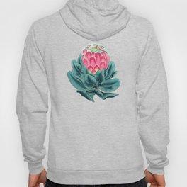 Protea flower garden Hoody