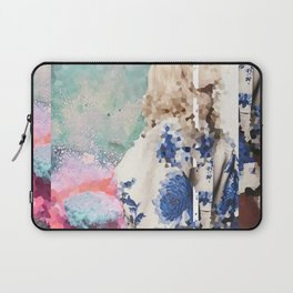 Crystal Explosions Laptop Sleeve