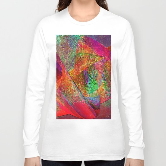 """"""" Kamet  """"  Long Sleeve T-shirt"""