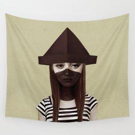 Ceci n'est pas un chapeau Wall Tapestry