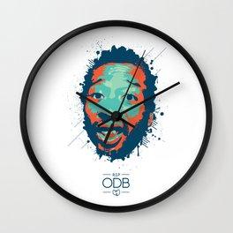 ODB Tribute Wall Clock