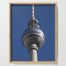 Berlin Fernsehturm Serving Tray