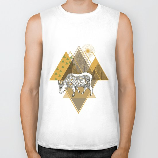 Mountain Goat Biker Tank