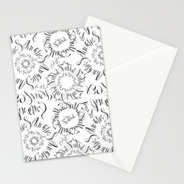 Calligraphic Dreams Stationery Cards