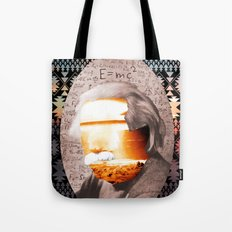 E=MC2 Tote Bag