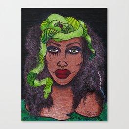 Bayou Queen Canvas Print