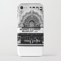theater iPhone & iPod Cases featuring Theater by Yancey Wells