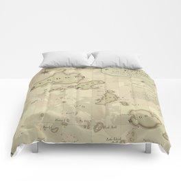 The Dane Archipelago Comforters