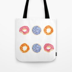 doughnut selection Tote Bag