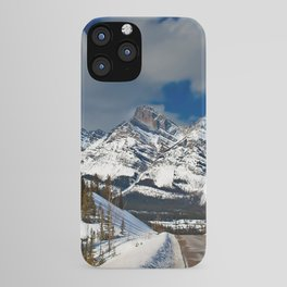 Icefields Parkway Rocky Mountains Canada iPhone Case