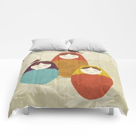 Matriochka Comforters