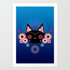 Feeling the Infinite Art Print