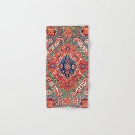 Alpan Kuba East Caucasus Rug Print Hand & Bath Towel