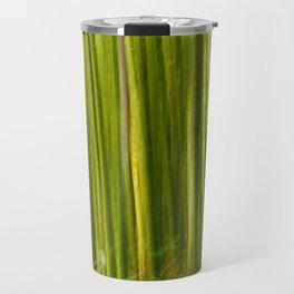 Nature bamboo abstract Travel Mug