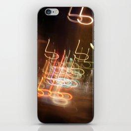 B's iPhone Skin