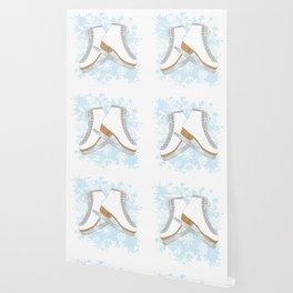 Ice skates Wallpaper