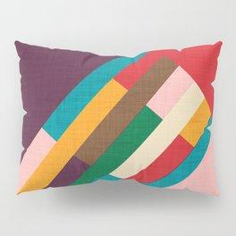 meridian purple Pillow Sham