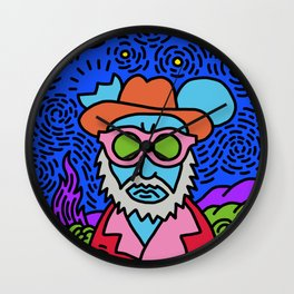 Vincent Mouse Wall Clock