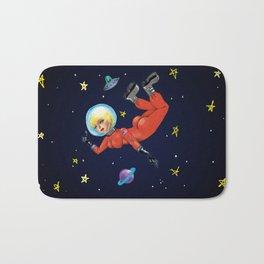 Space Babe Bath Mat