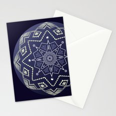Wedgewood Sphere Mandala Stationery Cards