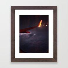 .Above. Framed Art Print