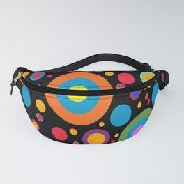 Completely Dotty Fanny Pack