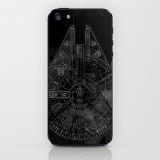 Millenium Falcon iPhone & iPod Skin