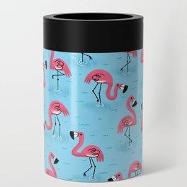 Flamingos Can Cooler