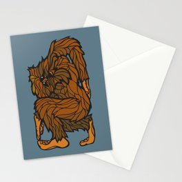 Squatch Stationery Cards