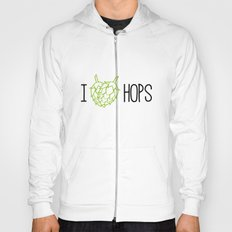 I LOVE HOPS Hoody