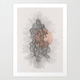 - new romantism - Art Print