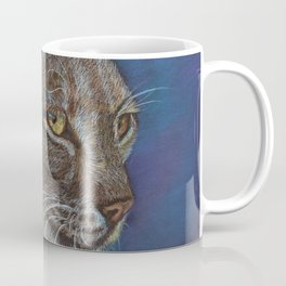 The Lynx Coffee Mug