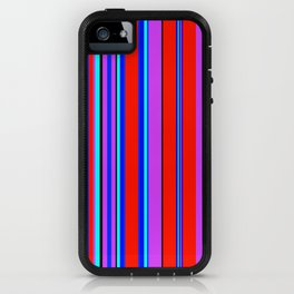 Stripes-006 iPhone Case