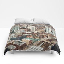 Chicago, 2014 Comforters