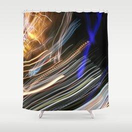 WaterFire (853a) Shower Curtain