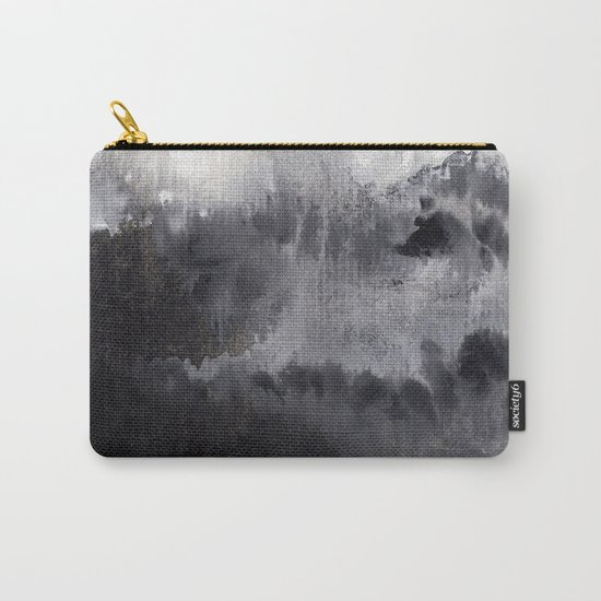 Watercolor abstract landscape 16 Carry-All Pouch