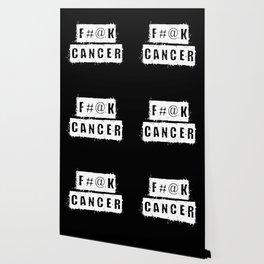 F@#K Cancer (inverse) Wallpaper