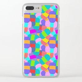 Yarn Paradise Clear iPhone Case