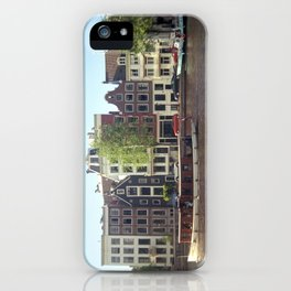 Canal Cruise iPhone Case