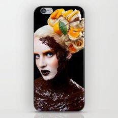 Chocolate Orange iPhone & iPod Skin