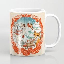 Golly Jolly Holly Coffee Mug