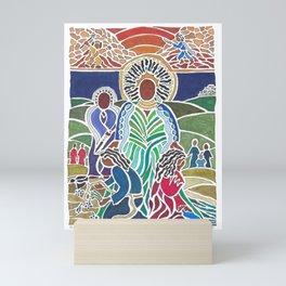 Held by Ahinoam Mini Art Print