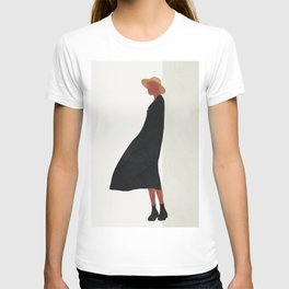 Squared Model Flow T-shirt