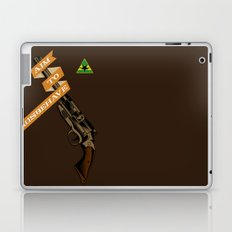 Aim to Misbehave Laptop & iPad Skin