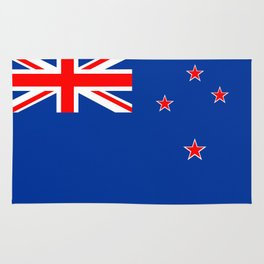 New Zealand country flag Rug