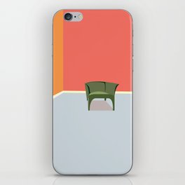 Chair iPhone Skin