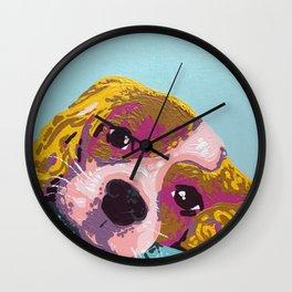 Cavalier Wall Clock