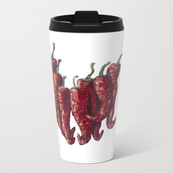 Hot Chili Metal Travel Mug